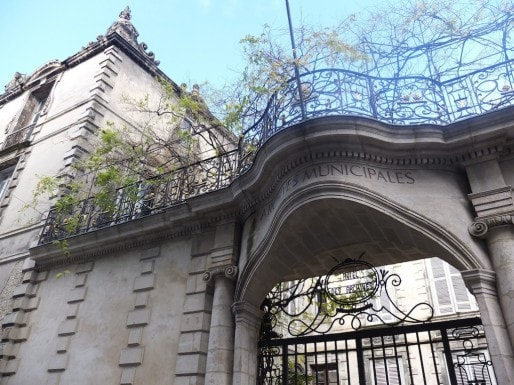 La ville possède depuis 1860 l'Hôtel de Ragueneau, rue du Loup à Bordeaux (SB/Rue89 Bordeaux