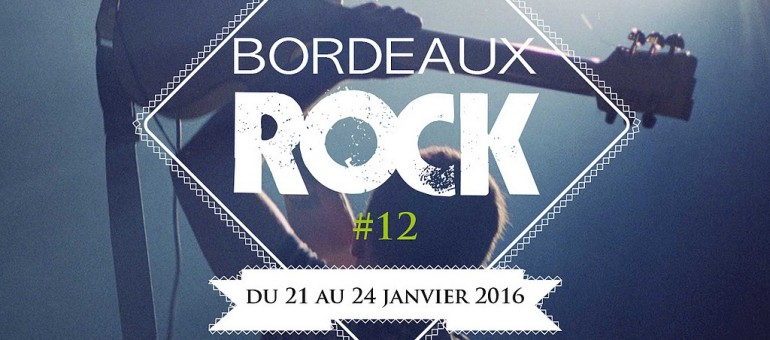Bordeaux Rock 2016 sera branché électro