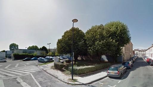 Le square Marie-Louis-Sue à La Benauge (DR)