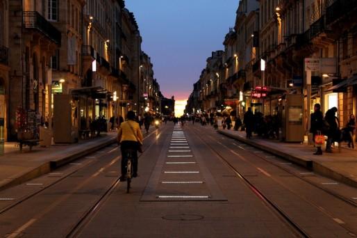 Sur le Cour de l'Intendance à Bordeaux (Manu Dreuil/flickr/CC)