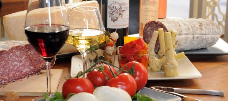 Une route des bars à vin dans la métropole bordelaise