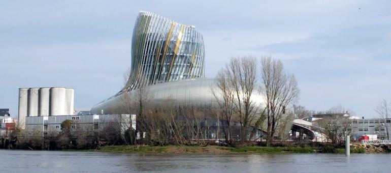 Le tour de la Cité du Vin en 12 degrés
