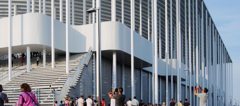 Le PPP du stade de Bordeaux mal barré au Conseil d'Etat ?