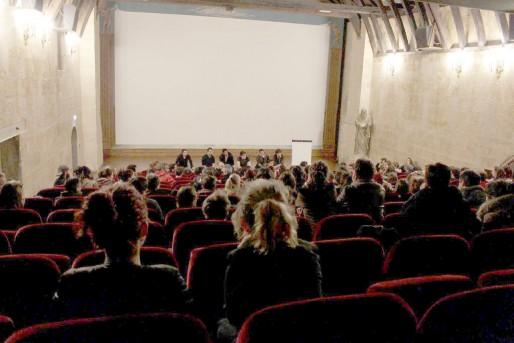 A l'Utopia, 120 personnes ont assisté à la première réunion publique (DR)