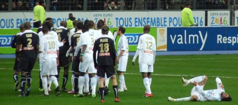 Football : Marseille – Bordeaux, classique en péril