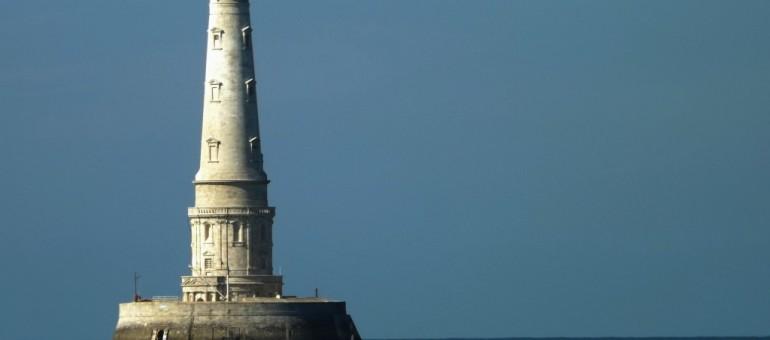 Le phare de Cordouan, candidat au patrimoine mondial de l'Unesco
