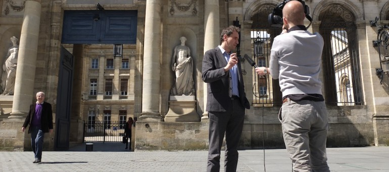 Alain Juppé : deux ans d'un maire «à tiers temps»