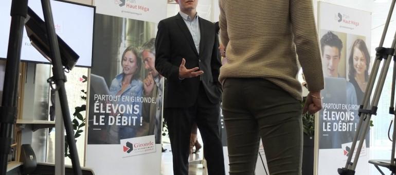 La Gironde veut le très haut débit pour tous