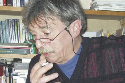 Henri Martin, fondateur de La Machine à Lire (DR)