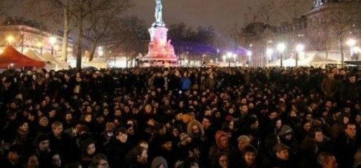 Comme à Paris, c'est sur la place de la République que Bordeaux fera sa première Nuit Debout (DR)