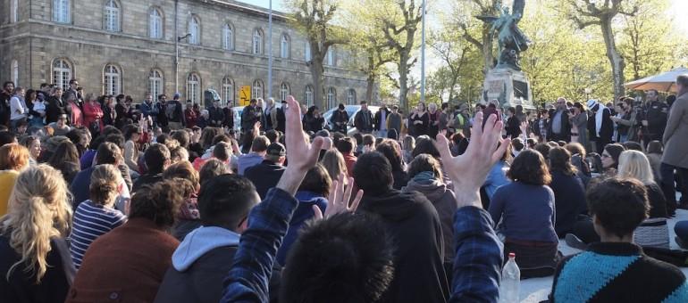Comment Nuit Debout Bordeaux veut durer