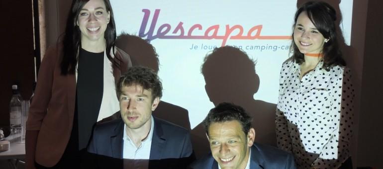 Jelouemoncampingcar devient Yescapa et déboule en Allemagne