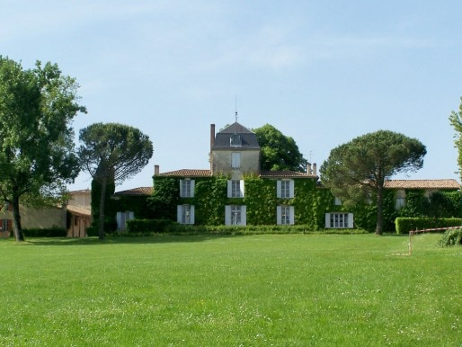 Le domaine de Malagar à Saint-Maixant en Gironde, propriété de François Mauriac (cc Henry Salomé)
