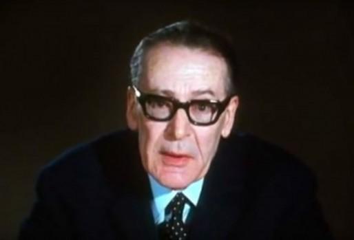 Henri Guillemin (Capture image de vidéo Youtube)