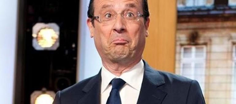 Pots d'accueil pour François Hollande à la Cité du Vin