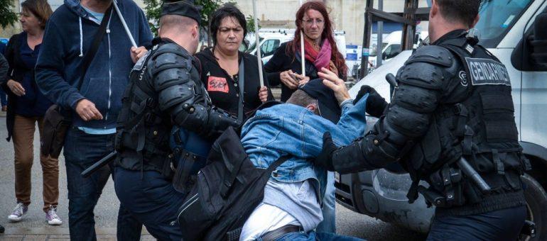 Loi travail : sept militants en garde à vue à Bordeaux
