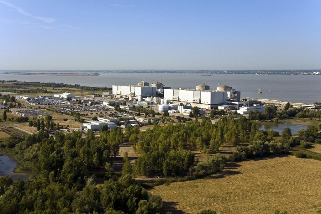 Mix électrique : la centrale nucléaire du Blayais ne devrait pas être débranchée