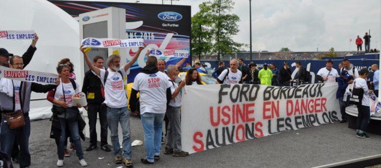 Ford Blanquefort crée la surprise aux 24 Heures du Mans