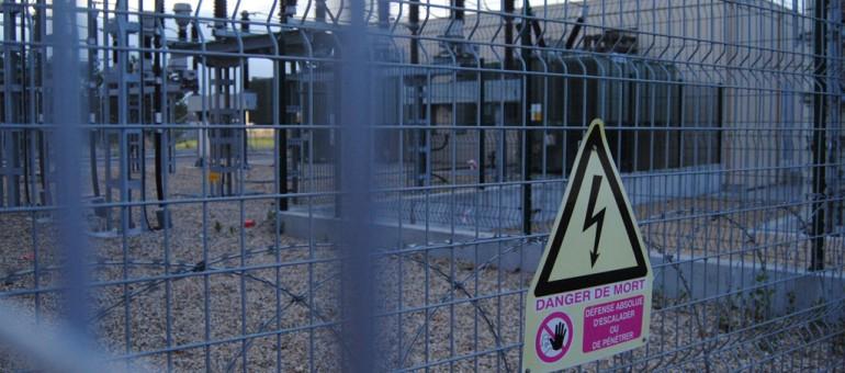 A la Benauge, la CGT coupe l'électricité mais loupe les trains