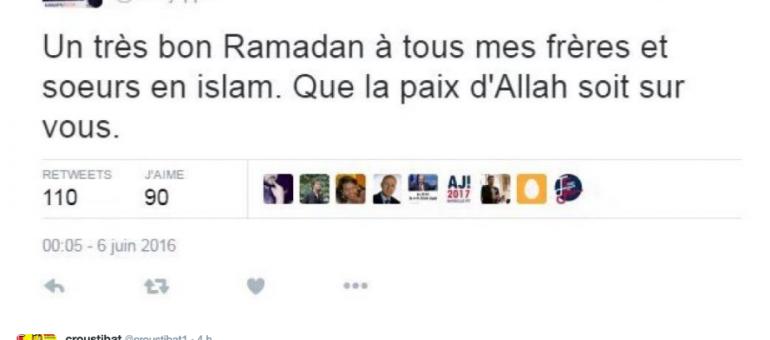 Alain Juppé retire sa plainte contre l'auteur du faux tweet