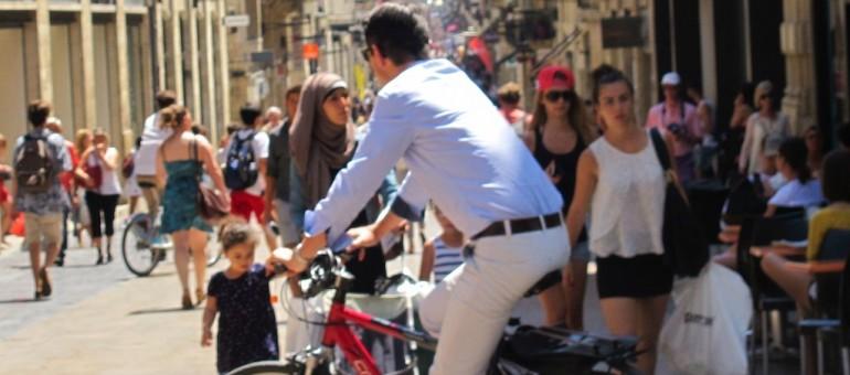 L'indemnité vélo-boulot-dodo arrive à Bordeaux
