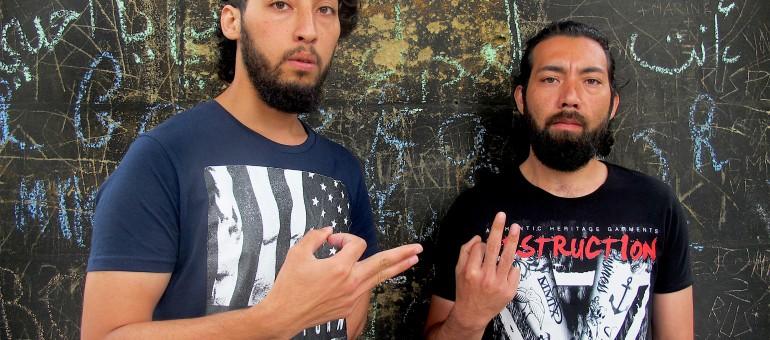 FM Band, rappeurs afghans réfugiés à Bordeaux
