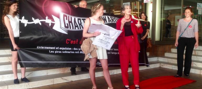 La préfecture de Gironde Charter Award de l'expulsion «48h chrono»