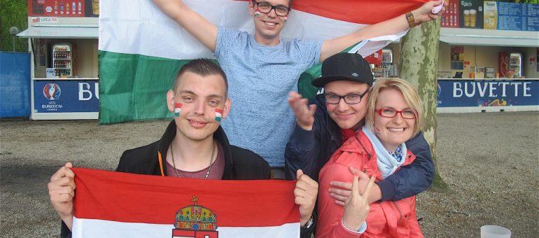 Qui sont ces supporters des quatre coins de l'Europe ?