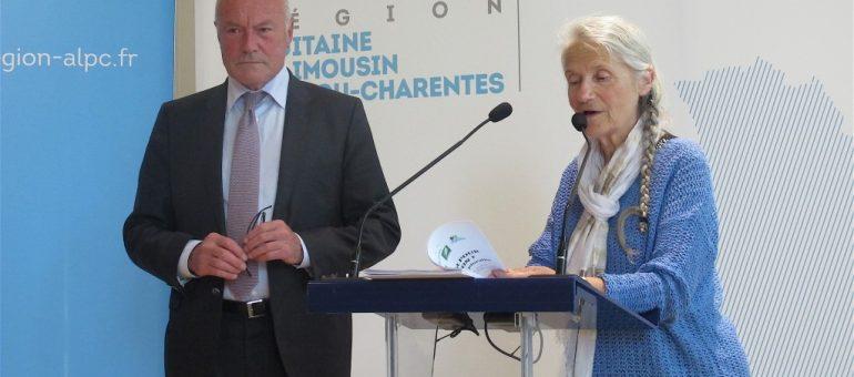 La région «Nouvelle Aquitaine» attend son baptême