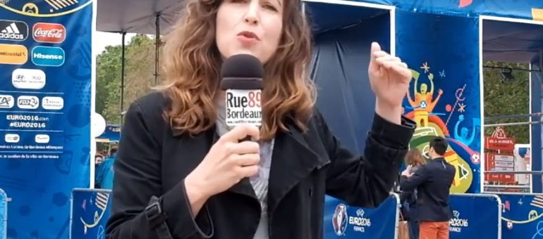 En direct-live de Rue89 Bordeaux, épisode 1 :  la Fan Zone