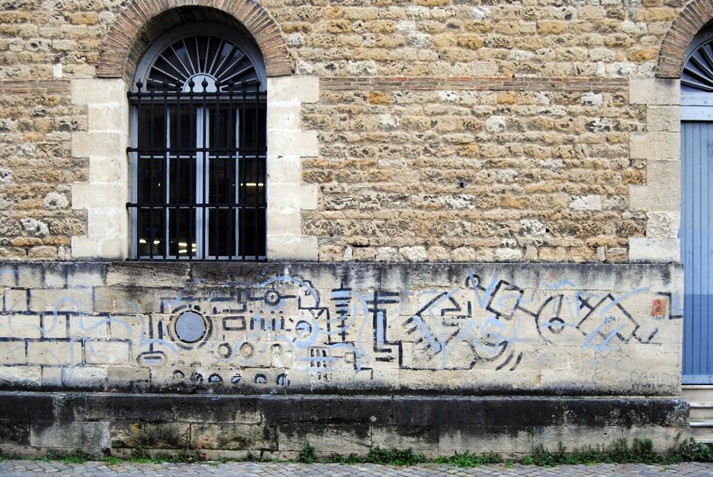 Street Art Bordeaux Des Friches Ou Du Fric Rue89