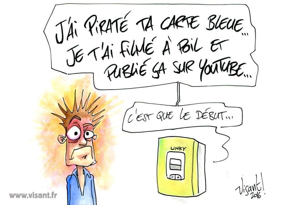 Les Anti Linky Ne S En Laissent Pas Conter Rue89 Bordeaux