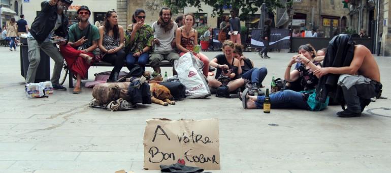 A Bordeaux, les sans-abri sur la touche pendant l'Euro ?