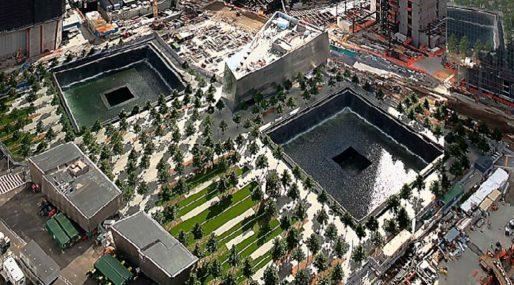 Mémorial du 11 septembre à New York (© Pascal Convert)