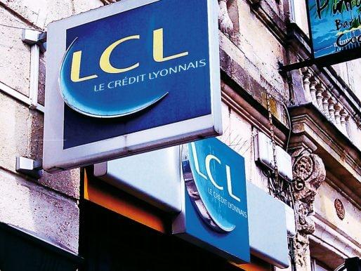 Une agence LCL (SM/Rue89 Bordeaux)