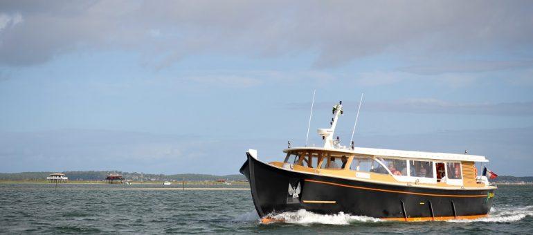 Pour des bateaux écolos, les chantiers girondins mouillent le maillot