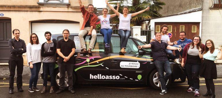 Crowdfunding #2 : HelloAsso ou l'association soutien/pourboire