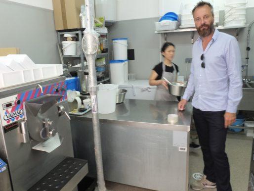 Olivier Martinez, de M&O dans son laboratoire (SB/Rue89 Bordeaux