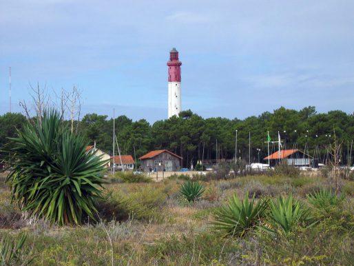 Le phare du Cap Ferret (Wikipedia)