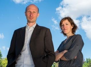 Philippe Bihouix et Karine Mauvilly (Eugénie Baccot/DR)