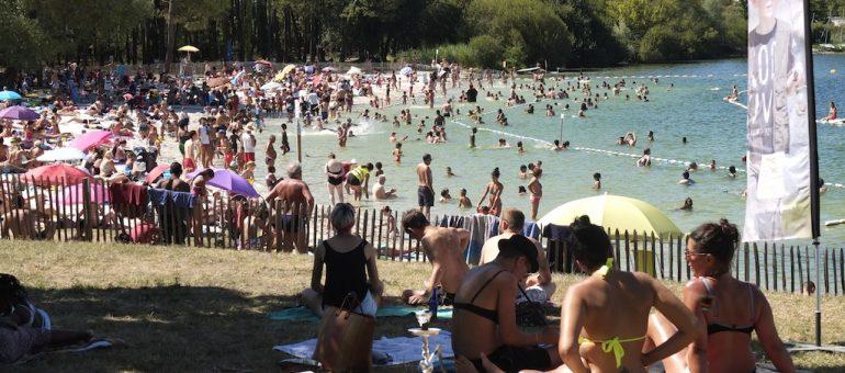 Coulisses de l'été (3) : Copacabana touch à Bordeaux Lac