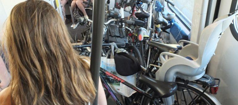 Le vélo, machina non grata dans les TER aquitains ?