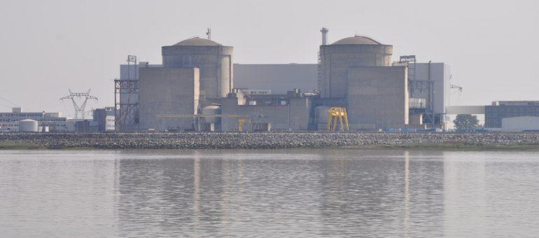 Premier pas vers la fermeture de la centrale nucléaire du Blayais