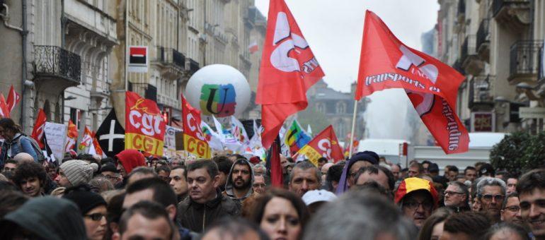 Loi Travail : le mouvement social cherche sa voie à Bordeaux