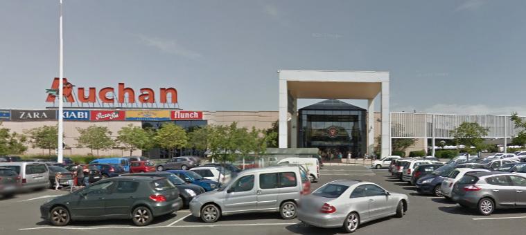 Auchan agrandira sa galerie de Bordeaux-Lac pour Primark
