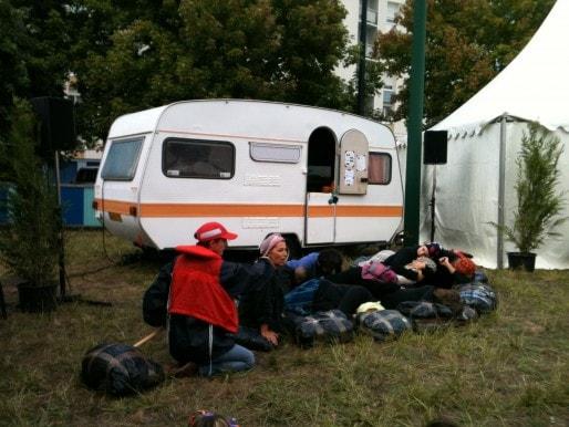 Théâtre sur les réfugiés au Festival Nomade (MO/Rue89 Bordeaux)