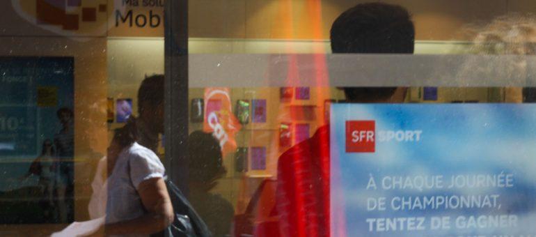 A Bordeaux, les salariés SFR ne veulent pas se laisser faire