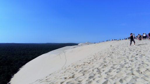 Sur la dune du Pilat (CB/Rue89 Bordeaux)