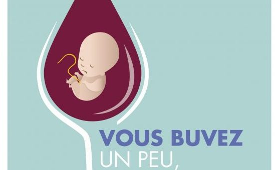 Alcool et grossesse : boire ou se reproduire, il faut choisir