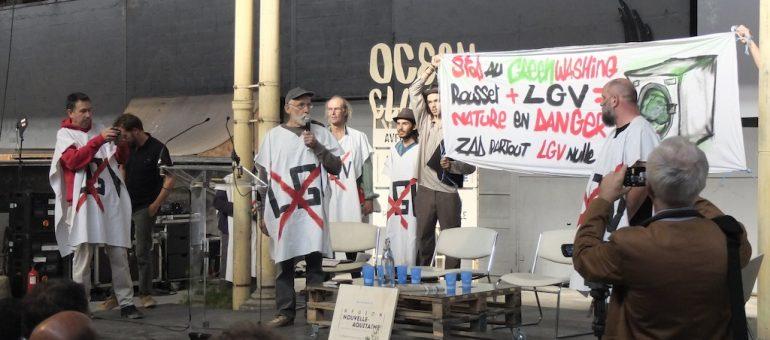 La LGV et le pétrole offshore s'invitent à Darwin